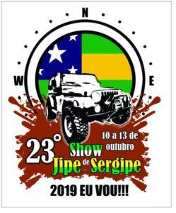Sergipe sediará o XXIII Jipe Show
