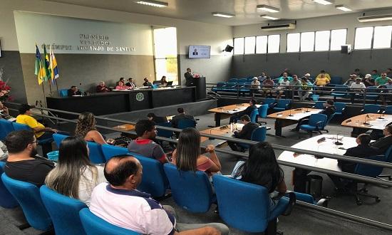Vereadores recusam aumento de parlamentares na Câmara de Itabaiana