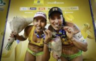 Sancristovense Duda Lisboa está classificada para os Jogos Olímpicos Tóquio 2020