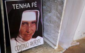 Irmã Dulce é canonizada pelo Papa Francisco no Vaticano