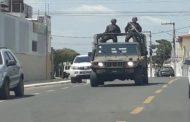 Militares do Exército realizam
