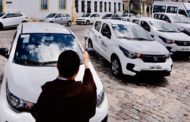 Prefeitura de São Cristóvão entrega oito novos veículos à população