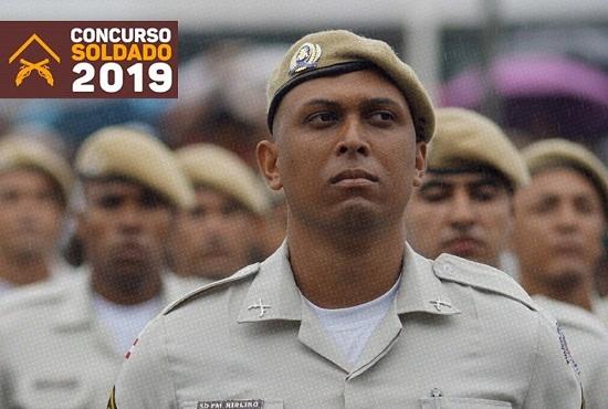 Concurso para PM e Corpo de Bombeiros da Bahia tem 1250 vagas