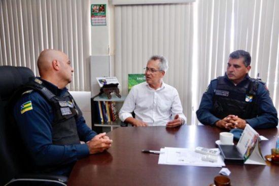 Prefeito de São Cristóvão envia ao Poder Legislativo Projeto de Lei que cria Guarda Municipal