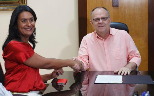 Governador já teve alta, Eliane Aquino comanda governo até dia 26