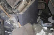 Homens fortemente armados explodem agência Bradesco na cidade de Brejo Grande