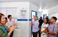 Prefeitura de São Cristóvão entrega mais uma escola reformada e climatizada no Madre Paulina