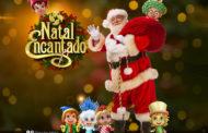 Papai Noel chega ao Shopping Jardins nesta quarta-feira, 13