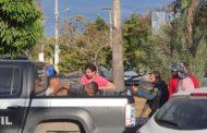 Dupla é presa em flagrante após perseguição no bairro Santa Lúcia