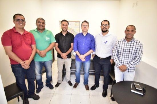 Alessandro Vieira lança Hebert Pereira como pré-candidato a prefeito da Barra dos Coqueiros