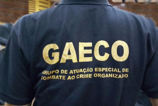 Membros do PCC são presos durante operação em Sergipe