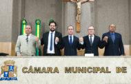 Câmara de Aracaju aprova reajuste salarial para vereadores, prefeito, vice e secretários