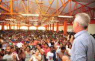 Prefeito de São Cristóvão participa de reunião com MPF, marisqueiras e pescadores