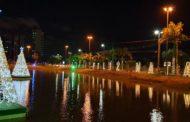 Com um milhão de luzes, Natal Iluminado é aberto no Parque da Sementeira
