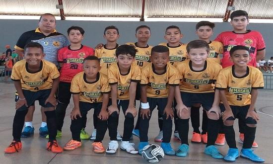 Sergipanos são bicampeões da Taça Alagoas Nordeste de Futsal