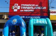 Farmácia do Trabalhador da Região inaugura uma nova e moderna loja em São Cristóvão