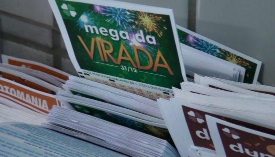 Mega da Virada está estimada em mais de R$ 300 milhões