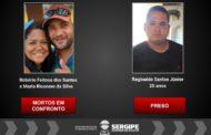 Dois morrem em Operação da Polícia Civil contra tráfico de drogas e homicídios em Nossa Senhora das Dores