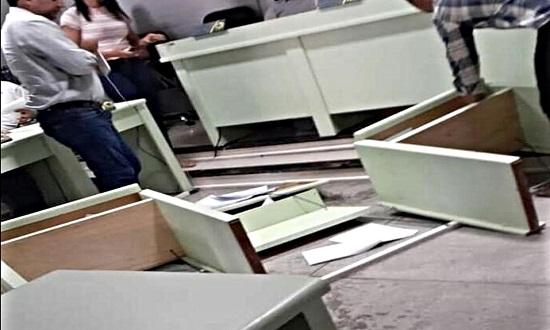 SSP investiga vereadores envolvidos em confusão na Câmara
