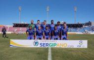 Ítalo marca nos acréscimos e garante vitória do Confiança no clássico com o Sergipe na Arena Batistão