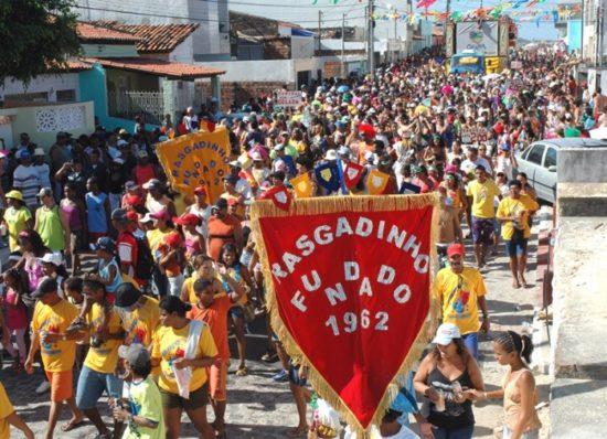 Bloco Rasgadinho está confirmado no carnaval 2020