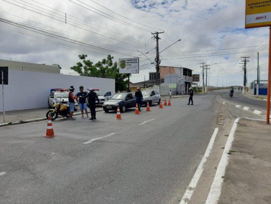 Companhia de Polícia de Trânsito autua 13 condutores de veículos por embriaguez em Aracaju