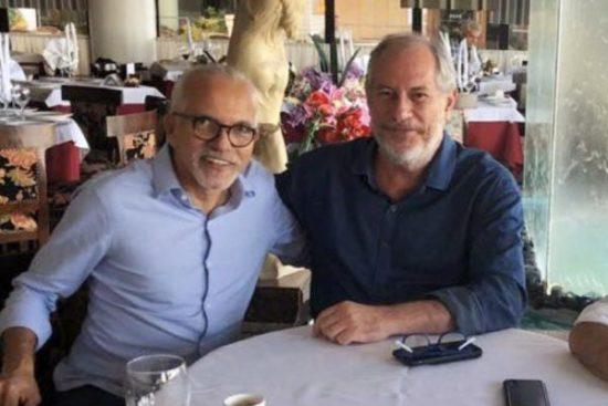 Edvaldo Nogueira se reúne com Ciro Gomes e decide se filiar ao PDT