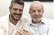 Márcio Macedo comemora sua recondução à vice do PT