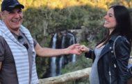 Pai da atriz Isis Valverde morre após sofrer infarto durante trilha de moto
