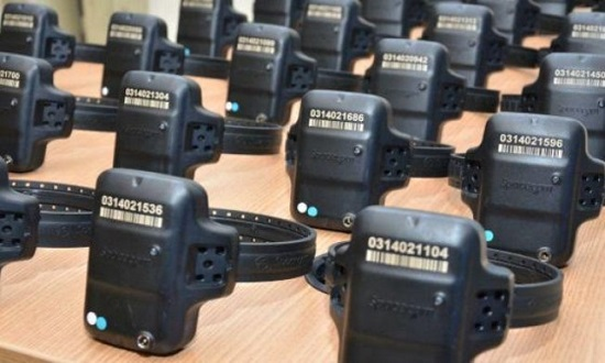 Agora é lei: preso deve custear aparelho de monitoramento eletrônico