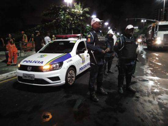 """39 pessoas foram autuadas na """"Operação Lei Seca"""" no primeiro mês do ano em Aracaju"""