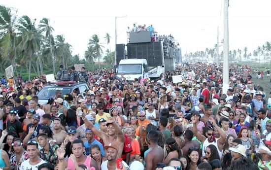 Timbalada e Tatau farão show no Carnaval da Barra dos Coqueiros