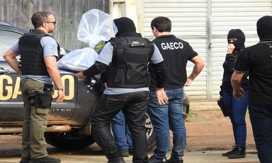 Cítrus: dois presos acusados de obstruir investigação do Gaeco