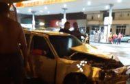 Homem pega ambulância em oficina sem autorização e provoca colisão com morte