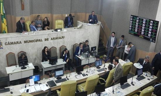 Provas do concurso da Câmara Municipal de Aracaju são adiadas