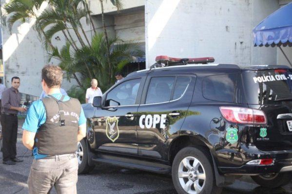 Quatro presos e um morto em operação do Cope em Aracaju