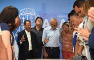 Prefeito reúne pastores e define atrações do ato evangélico do aniversário de Aracaju