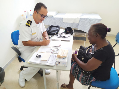 Marinha abre 33 vagas para oficiais no Corpo de Saúde