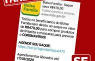 Fique alerta para um novo golpe via WhatsApp envolvendo o Bolsa Família e o Coronavírus