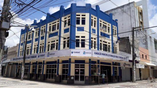 Cursos e oficinas de capacitação da Fundat ofertam 3.100 vagas
