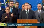 Bolsonaro acusa Sérgio Moro de condicionar troca na PF a indicação ao Supremo
