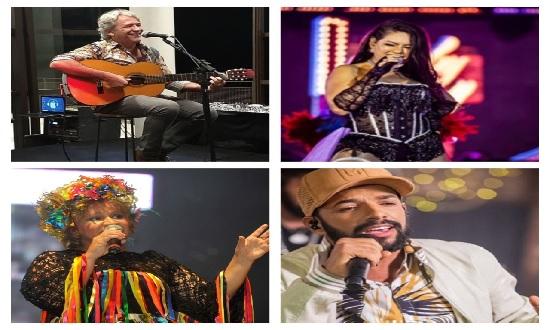 Confira programação especial de lives com artistas sergipanos