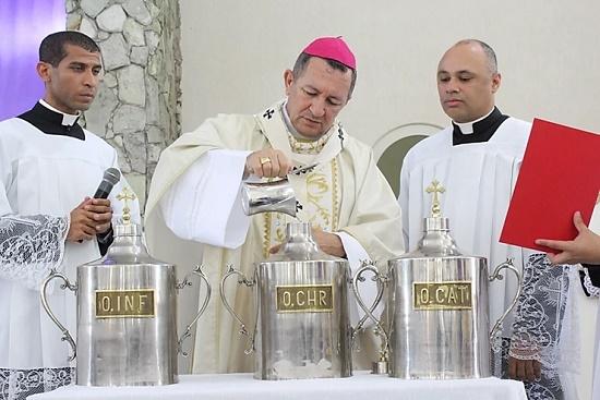 Confira os horários das transmissões das missas da Semana Santa