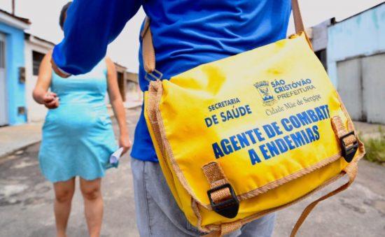 São Cristóvão lança edital para contratação de Agentes Comunitários de Saúde e de Combate à Endemia