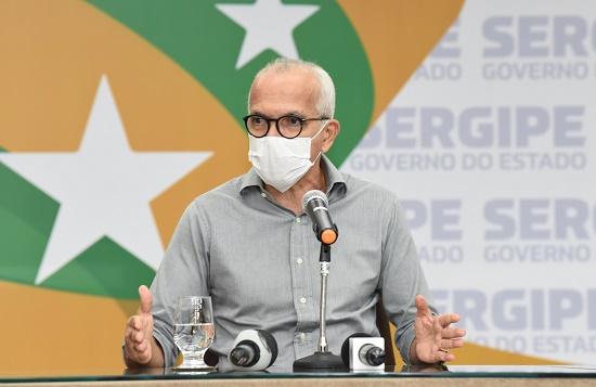 Edvaldo não descarta novas revogações e medidas mais duras em Aracaju