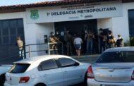 Polícia Militar impede carreata contra quarentena e pela abertura do comércio e prende exaltados