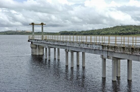 Defesa Civil de Aracaju alerta para possibilidade de transbordamento do rio Poxim