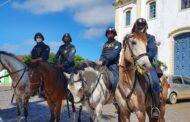 Polícia Militar intensifica ações de combate a Covid-19 em São Cristóvão