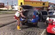 Polícia Militar localiza homem que testou positivo para o novo coronavírus circulando no interior de Sergipe