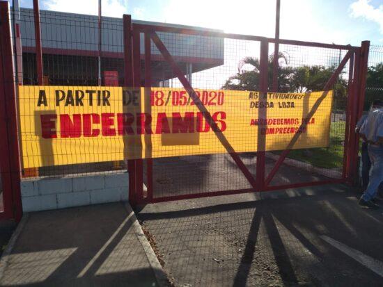 Unidade do Makro demite funcionários e fecha as portas em Aracaju